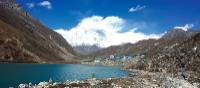 Sunshine over the stunning Gokyo Lakes | Chris Hathaway