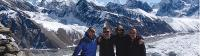 Happy trekkers atop of Gokyo Ri, Nepal |  <i>Scott Cardwell</i>