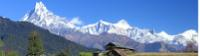 Machapuchare, the famous 'fishtail mountain' in Nepal's Annapurna region |  <i>Brad Atwal</i>