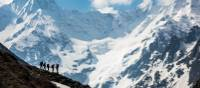 Why trek? Because the world's most spectacular wilderness regions can only be reached on foot | Lachlan Gardiner