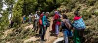 Meeting local people on the lesser known trails of Nepal | Lachlan Gardiner