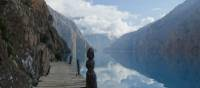 Phoksundo Lake in Upper Dolpo | Bill Quinlan