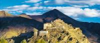 Dzong at Gyantse | Richard I'Anson