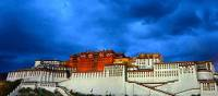 Stormy skies over the Potala Palace, Tibet | Lisa Mills