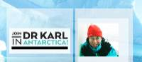 Join Dr Karl on our exclusive Antarctic charter