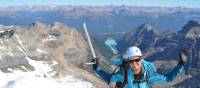 Exhilarating highs in Canada on our Women's Canadian Rockies Mountaineering Course