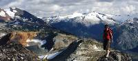 Alpine hiking high above the Whistler Valley | Tourism Whistler/Steve Rogers