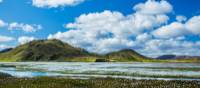 Explre the geothermal valley of Landmannalaugar in the southern highlands of Iceland