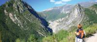 Anticline  on the Verdon River