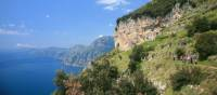 Walking towards Nocelle on the Amalfi coastline | John Millen