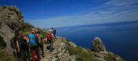 Walkers on the Puig Roig Round | John Millen