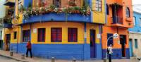 Colours of the historic district of La Candelaria, Bogota | Scott Pinnegar