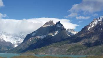 Cuernos del Paine and Lake Pehoe | Maude Gamache-Bashille