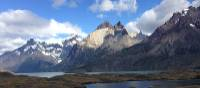 Breathtaking views in Torres del Paine