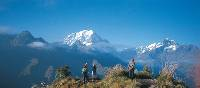 Our treks afford vistas of the glistening Andean peaks | Andreas Holland