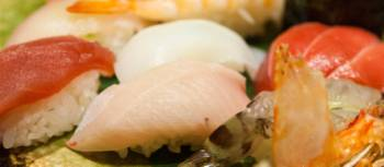 Assorted sushi close up | Felipe Romero Beltran