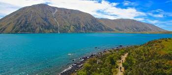 Cycling near Lake Ohau | Daniel Thour