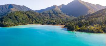 Discover the stunning Pelorus Sound while hiking the Nydia Track | MarlboroughNZ