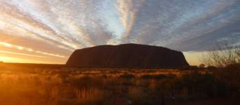 Sunset over Uluru | Paul McCallum