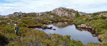 The Walls of Jerusalem is one of the best places to hike in Tasmania | Caro Ryan