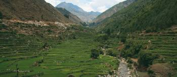 The verdant valleys leading to Rara Lake in Nepal's far western region of Dolpo | Robin Boustead