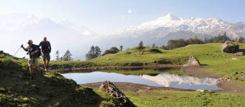 Superb alpine trekking around Nanda Devi in the Indian Himalaya | Garry Weare